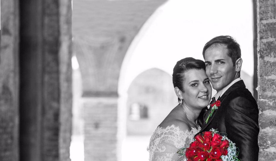 Il matrimonio di Andrea e Elisa a Liscate, Milano