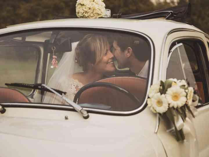 le nozze di Nicole e Raul