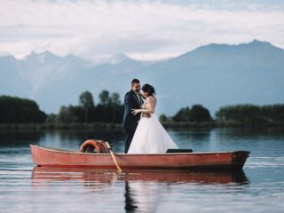 Le nozze di Erika e Andrea