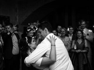 Le nozze di Philippa e James 1