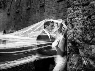 Le nozze di Philippa e James