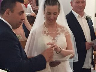 Le nozze di Amalia  e Luca  1
