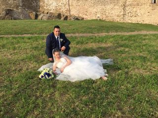 Le nozze di Amalia  e Luca