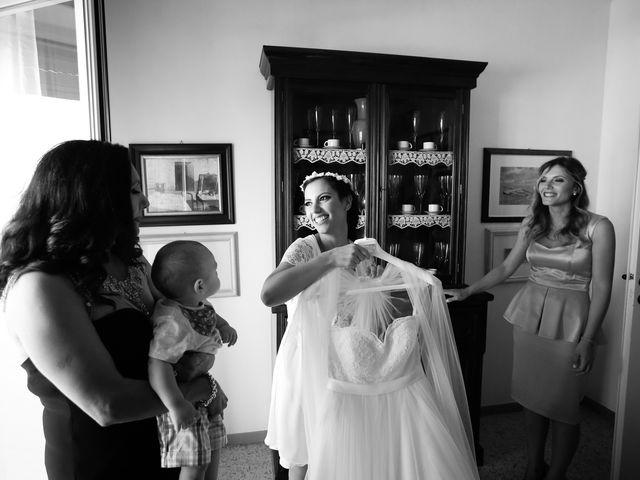 Il matrimonio di Michele e Giorgia a Molfetta, Bari 17