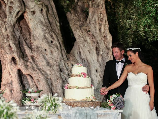 Il matrimonio di Michele e Giorgia a Molfetta, Bari 97