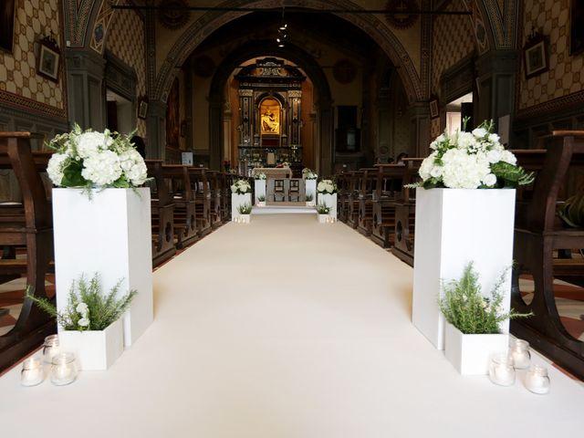 Il matrimonio di Marco e Stefania a Chiuduno, Bergamo 8