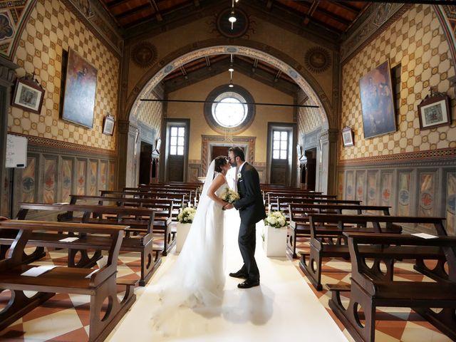 Il matrimonio di Marco e Stefania a Chiuduno, Bergamo 9