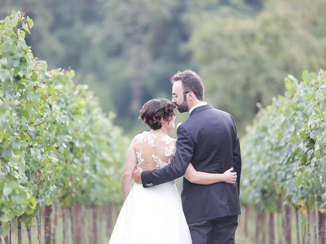 Il matrimonio di Marco e Stefania a Chiuduno, Bergamo 12