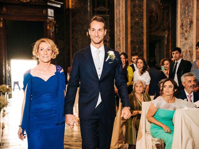 Il matrimonio di Davide e Francesca a Roma, Roma 12
