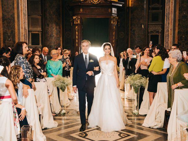Il matrimonio di Davide e Francesca a Roma, Roma 14