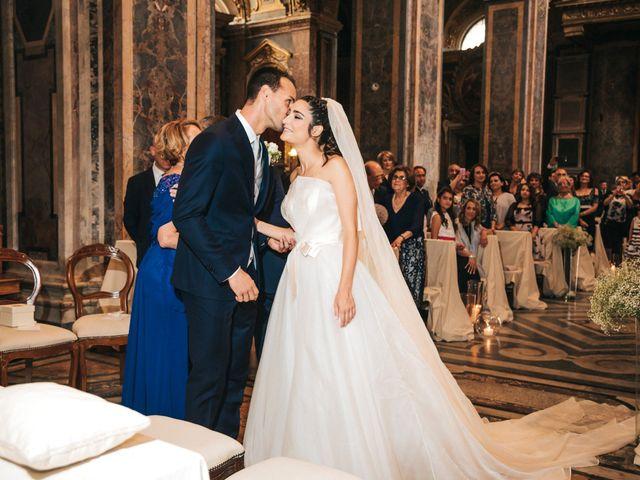 Il matrimonio di Davide e Francesca a Roma, Roma 15