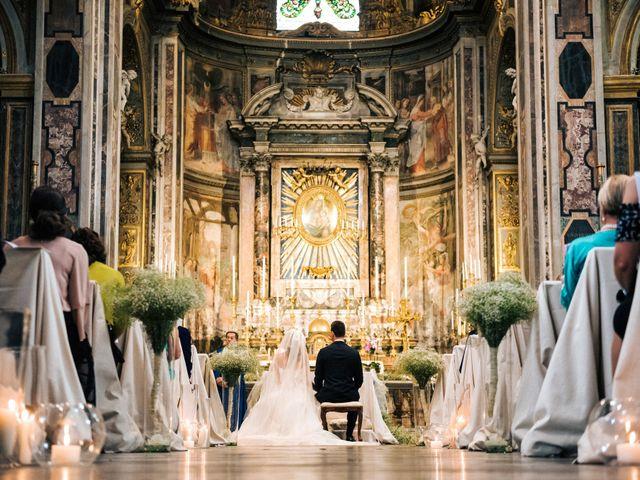 Il matrimonio di Davide e Francesca a Roma, Roma 18