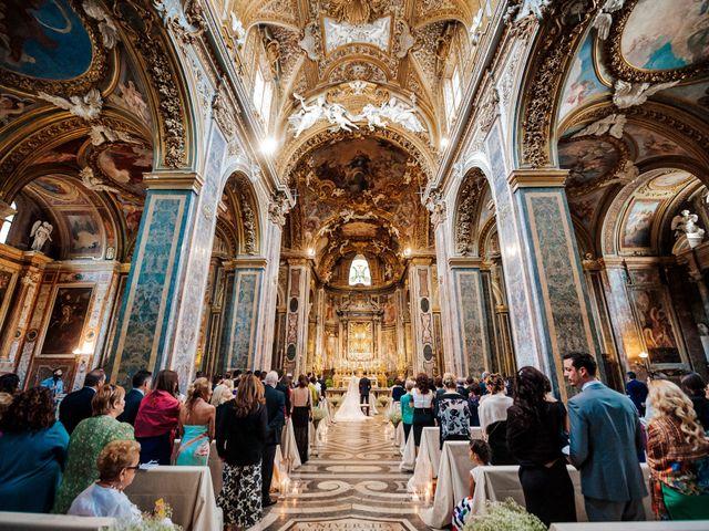 Il matrimonio di Davide e Francesca a Roma, Roma 19