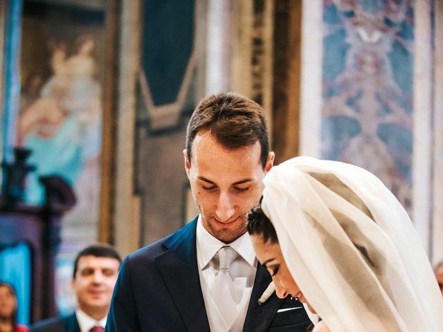 Il matrimonio di Davide e Francesca a Roma, Roma 21