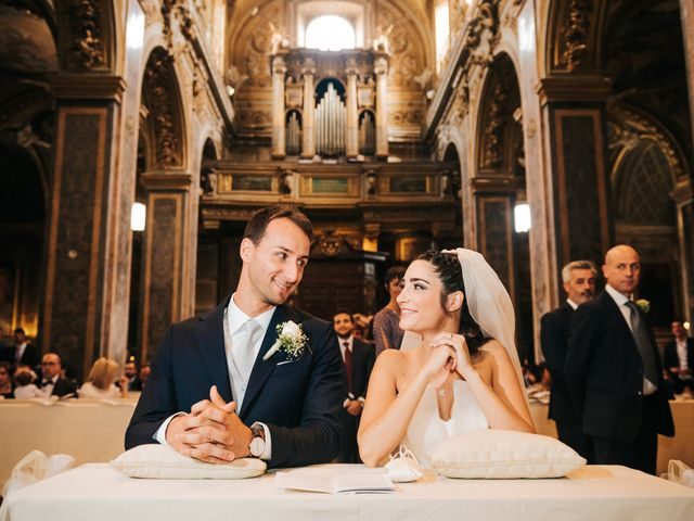 Il matrimonio di Davide e Francesca a Roma, Roma 23