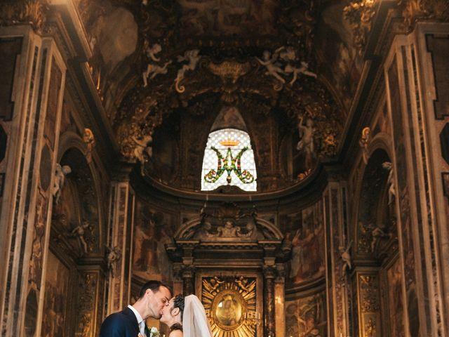 Il matrimonio di Davide e Francesca a Roma, Roma 24