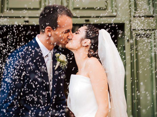 Le nozze di Francesca e Davide