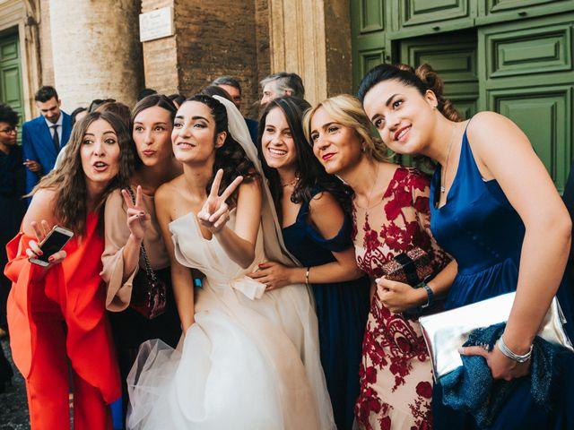Il matrimonio di Davide e Francesca a Roma, Roma 26