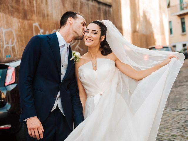 Il matrimonio di Davide e Francesca a Roma, Roma 27