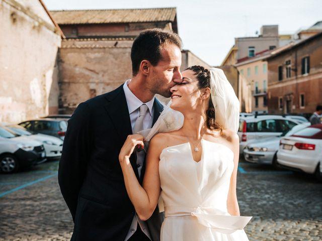 Il matrimonio di Davide e Francesca a Roma, Roma 28