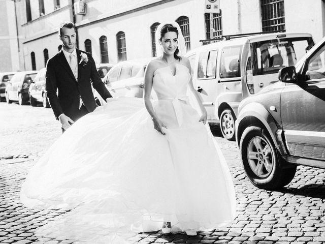 Il matrimonio di Davide e Francesca a Roma, Roma 29