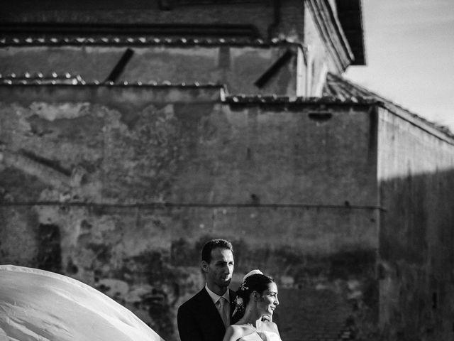 Il matrimonio di Davide e Francesca a Roma, Roma 30