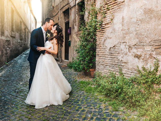 Il matrimonio di Davide e Francesca a Roma, Roma 37