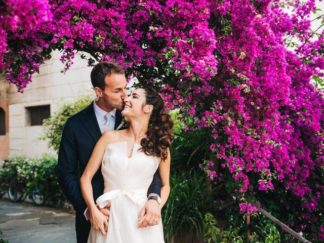 Il matrimonio di Davide e Francesca a Roma, Roma 40