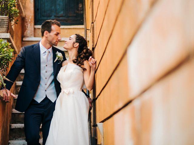 Il matrimonio di Davide e Francesca a Roma, Roma 42
