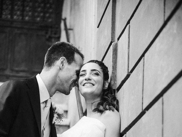 Il matrimonio di Davide e Francesca a Roma, Roma 43