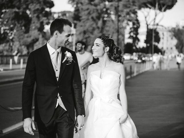 Il matrimonio di Davide e Francesca a Roma, Roma 44