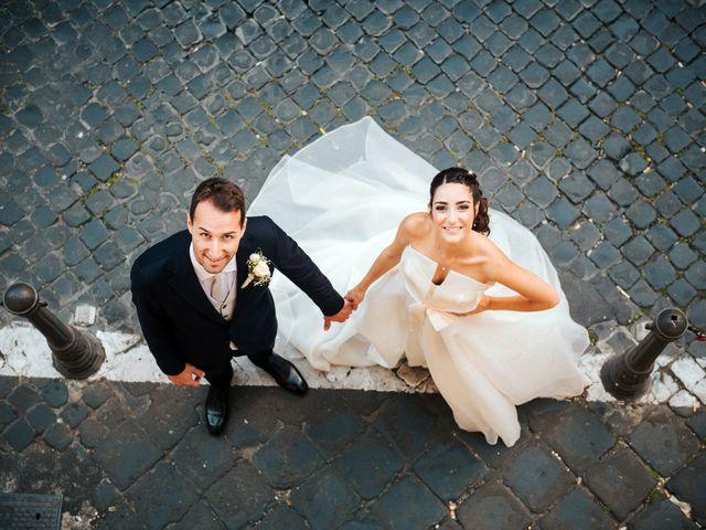 Il matrimonio di Davide e Francesca a Roma, Roma 45