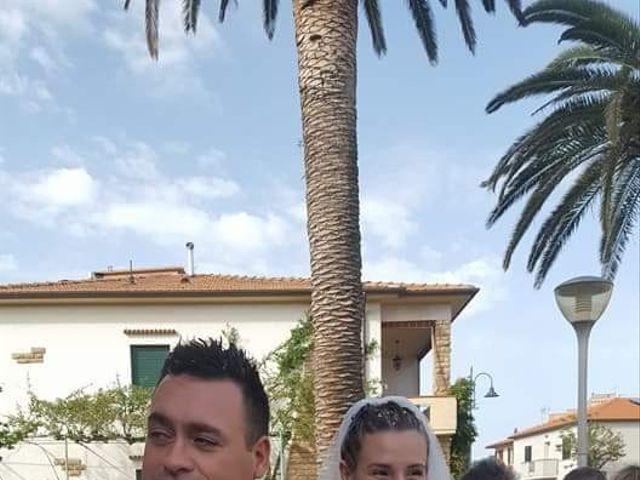 Il matrimonio di Luca  e Amalia  a Campiglia Marittima, Livorno 5