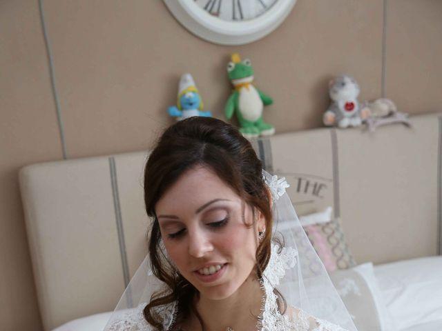 Il matrimonio di Gianmarco e Elisa a Concorezzo, Monza e Brianza 11