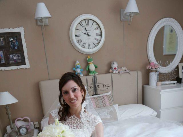 Il matrimonio di Gianmarco e Elisa a Concorezzo, Monza e Brianza 12