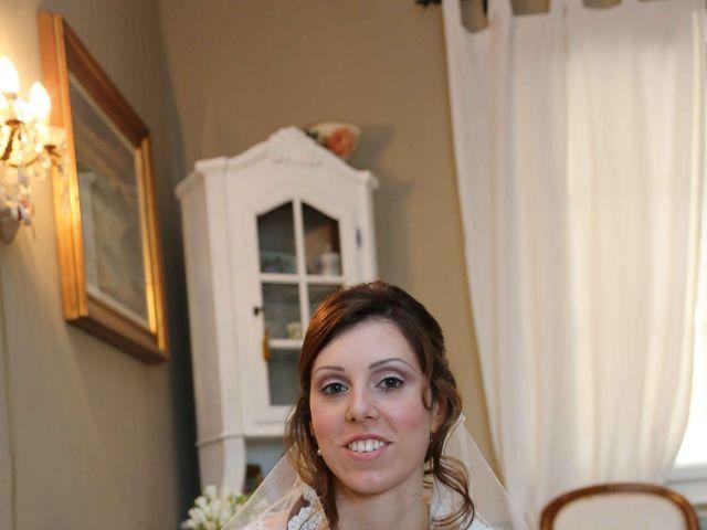 Il matrimonio di Gianmarco e Elisa a Concorezzo, Monza e Brianza 17