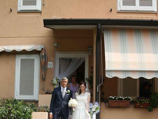 Il matrimonio di Gianmarco e Elisa a Concorezzo, Monza e Brianza 21