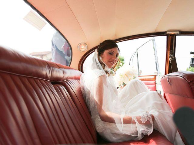 Il matrimonio di Gianmarco e Elisa a Concorezzo, Monza e Brianza 22