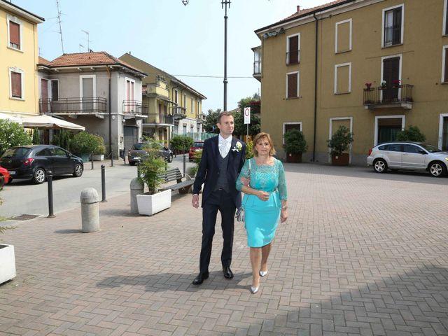 Il matrimonio di Gianmarco e Elisa a Concorezzo, Monza e Brianza 24