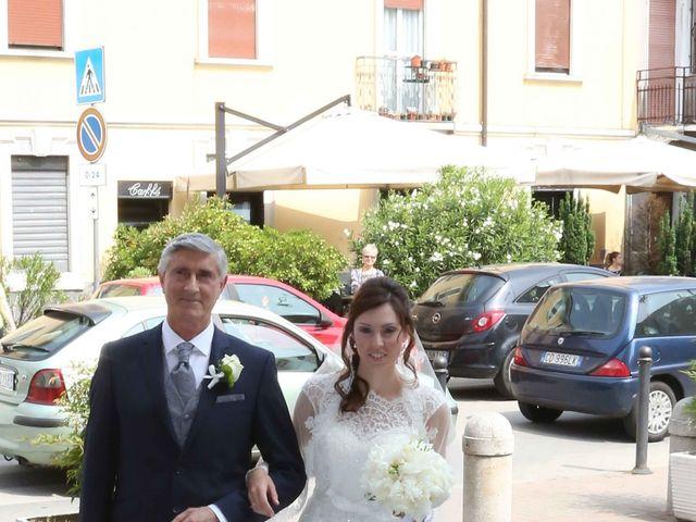 Il matrimonio di Gianmarco e Elisa a Concorezzo, Monza e Brianza 28