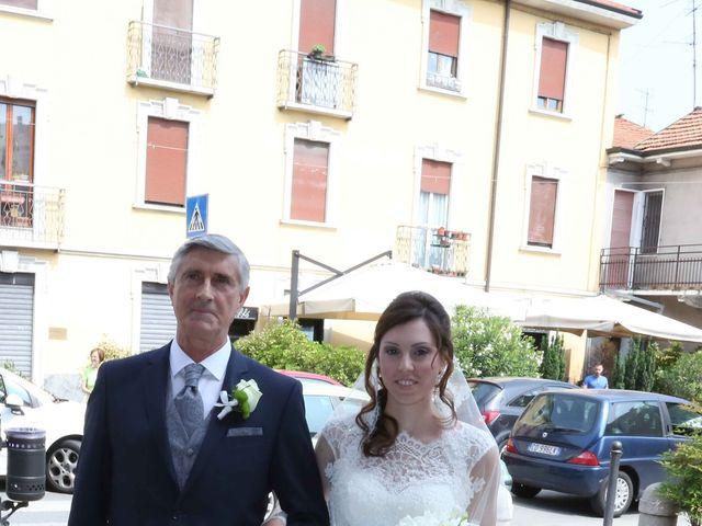 Il matrimonio di Gianmarco e Elisa a Concorezzo, Monza e Brianza 29
