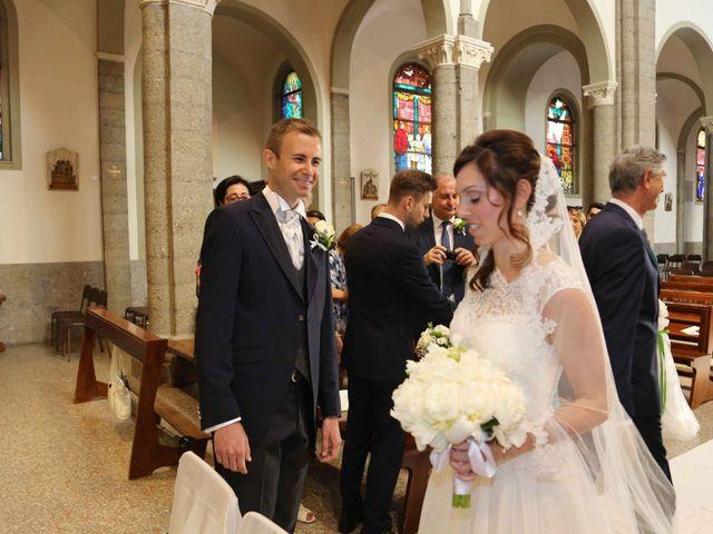Il matrimonio di Gianmarco e Elisa a Concorezzo, Monza e Brianza 32