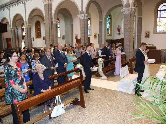 Il matrimonio di Gianmarco e Elisa a Concorezzo, Monza e Brianza 33