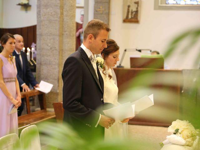 Il matrimonio di Gianmarco e Elisa a Concorezzo, Monza e Brianza 34