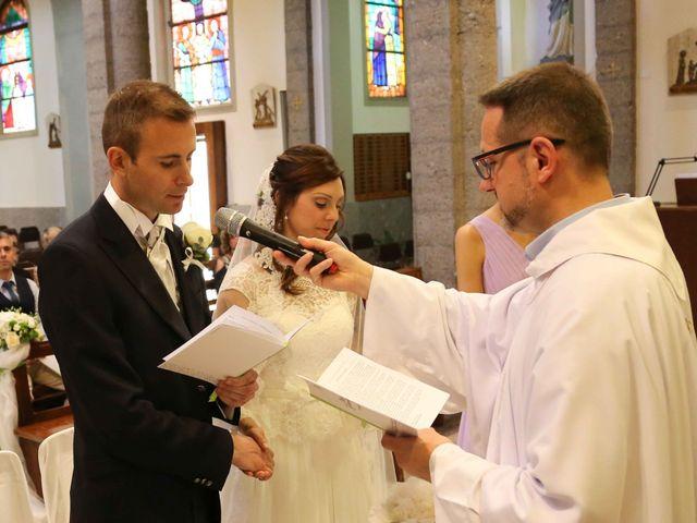 Il matrimonio di Gianmarco e Elisa a Concorezzo, Monza e Brianza 36
