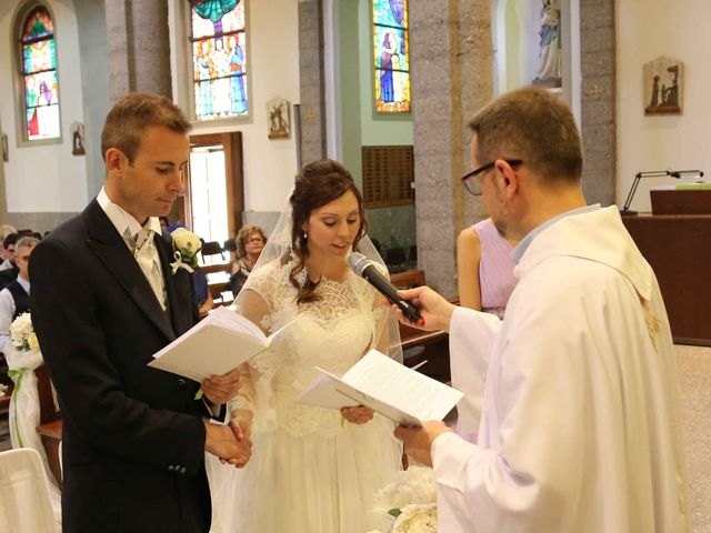 Il matrimonio di Gianmarco e Elisa a Concorezzo, Monza e Brianza 37