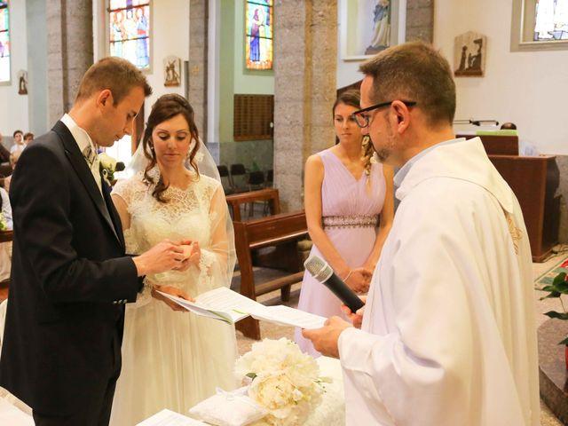 Il matrimonio di Gianmarco e Elisa a Concorezzo, Monza e Brianza 38