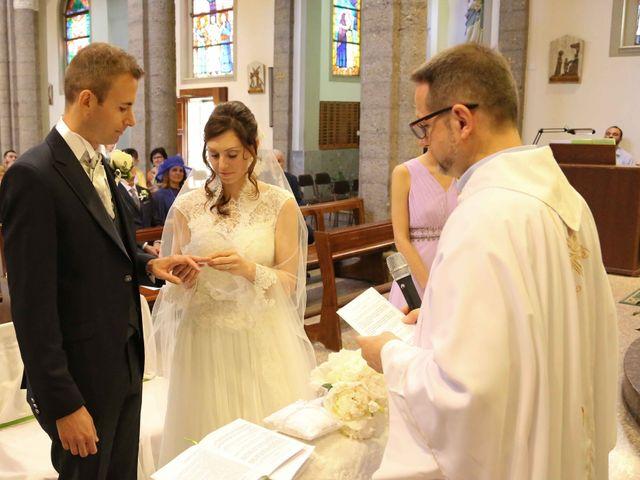 Il matrimonio di Gianmarco e Elisa a Concorezzo, Monza e Brianza 39