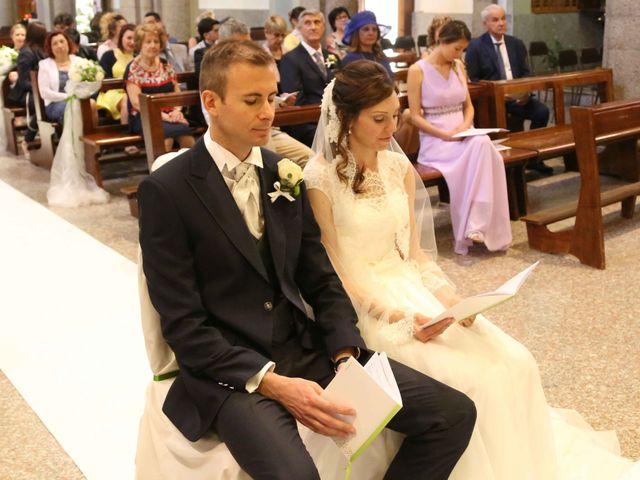 Il matrimonio di Gianmarco e Elisa a Concorezzo, Monza e Brianza 40