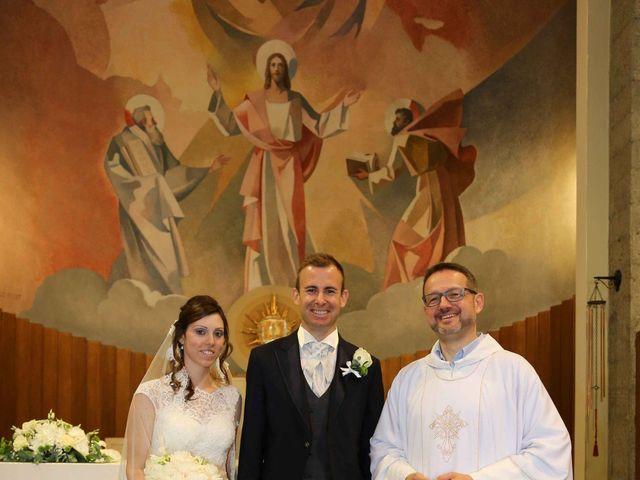 Il matrimonio di Gianmarco e Elisa a Concorezzo, Monza e Brianza 43